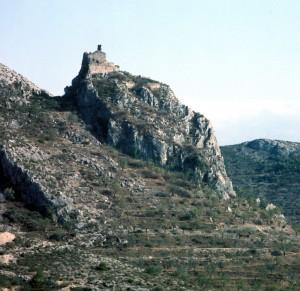 Castillo del Travadell