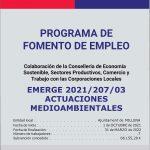 PROGRAMA DE EMPLEO EMERGE 2021