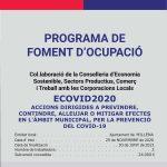PROGRAMA DE EMPLEO ECOVID 2020